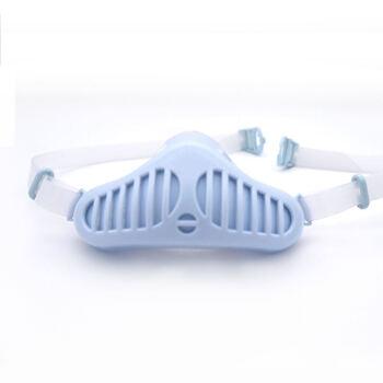 アレルギー性鼻炎マスク防湿鼻カバー防塵鼻は工業保温粉塵を洗浄しやすいです。豚呼吸マスクz青鼻カバー(50枚の綿ギフトバッグ収納袋)