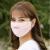夏のマスクの女性の薄いタイプのランニング屋外の騎乗は口を開けて鼻孔の男性のqg薄いピンク色を現します。