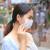 鴻鈞快適通気性三階不織布マスク男性マスク男女シェフ防塵マスク2箱買いました。夏顔の日焼け止め黒マスクを一箱50個(40枚パックで郵送します。)
