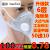 防塵マスクスモッグ男女工業粉塵磨き通気性ブラックマスク韓国版夏日焼止め灰色活性炭(呼吸弁+スポンジ)100個入りがお得です。