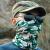 日烧けマスク薄い男女护首夏魔术巾アウトドア骑行钓りマスクマフラーリストバンド033砂漠迷彩-军绿