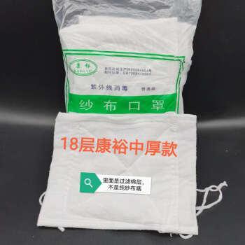 100個の衛生ガーゼマスクを厚くし、脱脂工業の粉塵を研磨し、防塵し、労働保護マスクの中の厚いタイプ(100個の価格)
